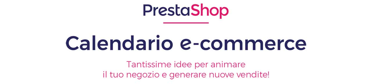 calendario prestashop e-commerce 2018